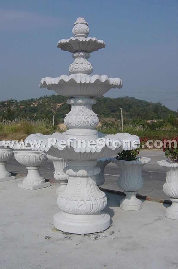 water fountain   china refine industry co ltd