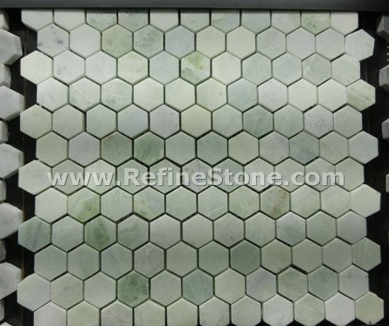green color mosaic
