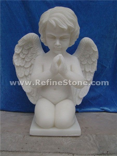 marble suclpture angel wholesale