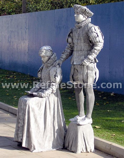 human garden marble statue for arts