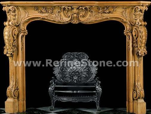 New fireplace mantel products