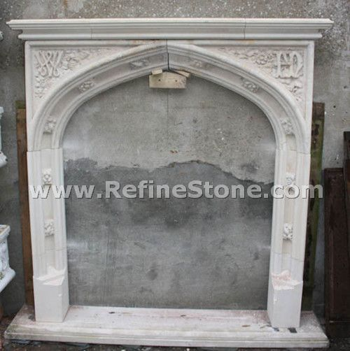 Popular fireplace in hot sale
