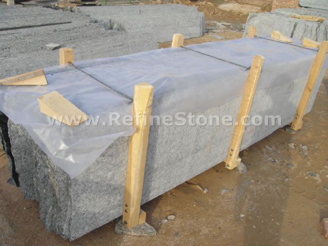 stone packing